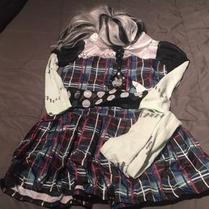 Other - Girls monster high Halloween costume.